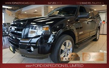 2007 Ford Expedition EL for sale in Palatine, IL