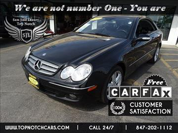 2007 Mercedes-Benz CLK for sale in Palatine, IL