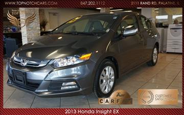 2013 Honda Insight for sale in Palatine, IL