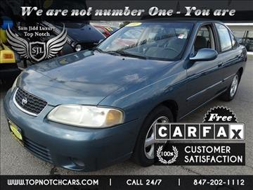 2001 Nissan Sentra for sale in Palatine, IL