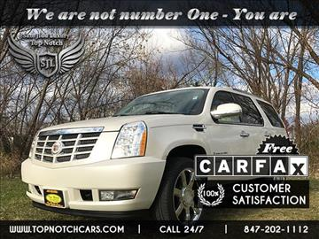 2008 Cadillac Escalade for sale in Palatine, IL