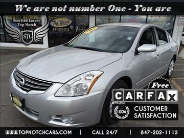 2012 Nissan Altima for sale in Palatine, IL