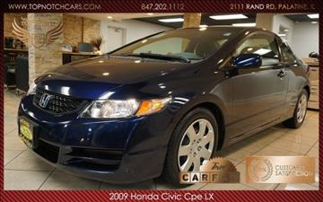 2009 Honda Civic for sale in Palatine, IL