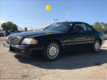 1996 Mercedes-Benz SL-Class for sale in Palatine, IL