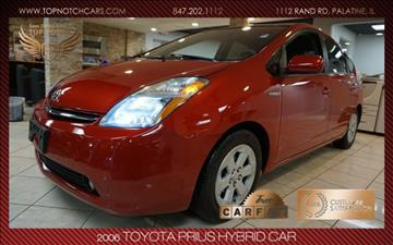 2006 Toyota Prius for sale in Palatine, IL