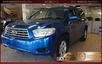 2008 Toyota Highlander for sale in Palatine, IL