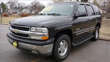 2003 Chevrolet Tahoe for sale in Palatine, IL