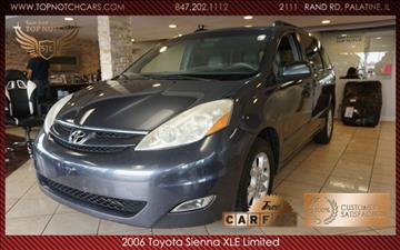 2006 Toyota Sienna for sale in Palatine, IL