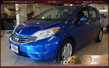 2014 Nissan Versa Note for sale in Palatine, IL