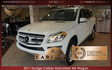 2013 Mercedes-Benz GL-Class for sale in Palatine, IL