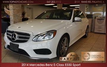 2014 Mercedes-Benz E-Class for sale in Palatine, IL