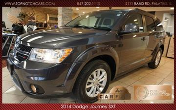 2014 Dodge Journey for sale in Palatine, IL