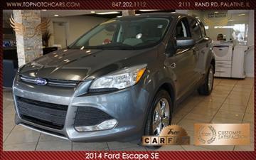 2014 Ford Escape for sale in Palatine, IL