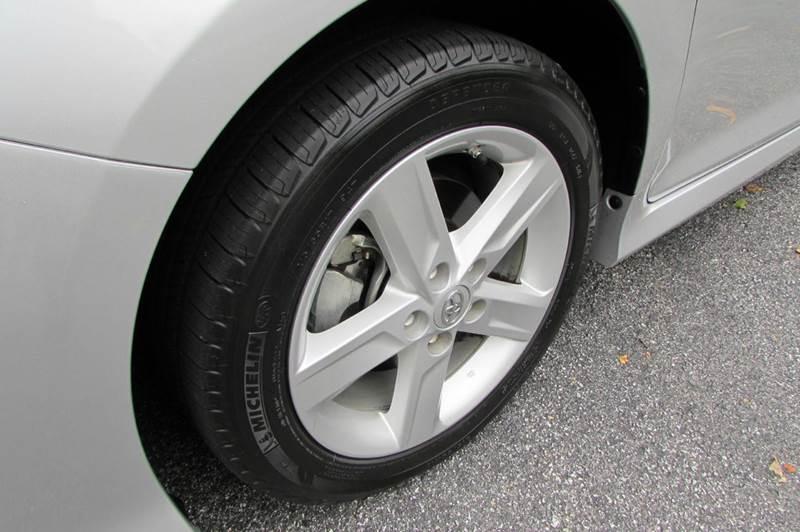 2012 Toyota Camry SE 4dr Sedan - Greensboro NC