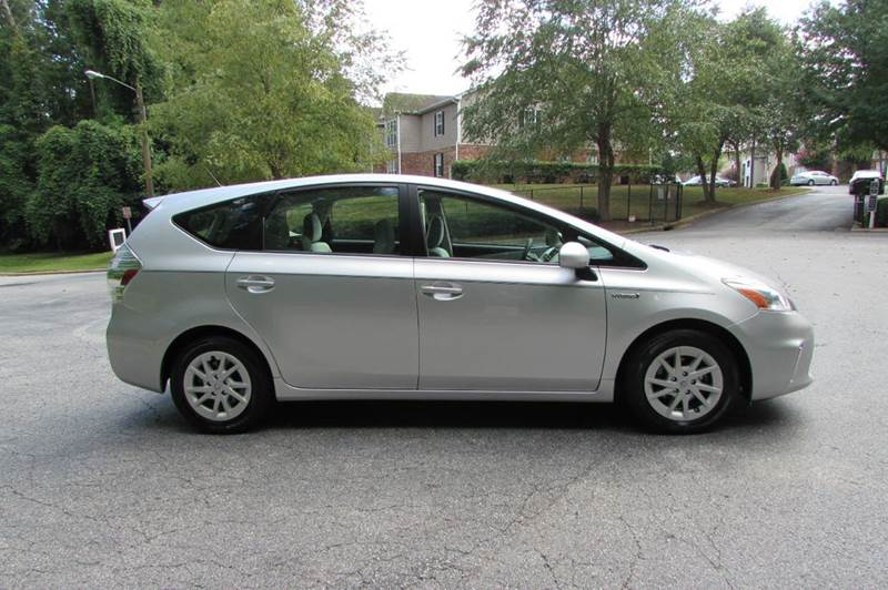 2012 Toyota Prius v Three 4dr Wagon - Greensboro NC