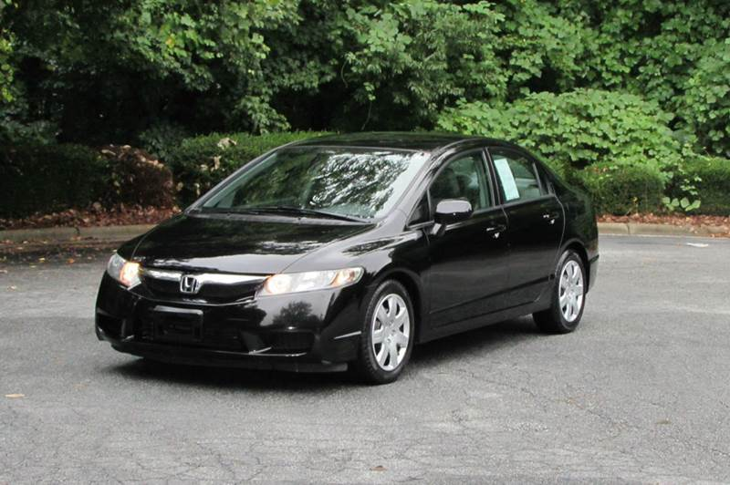 2010 Honda Civic LX 4dr Sedan 5M - Greensboro NC