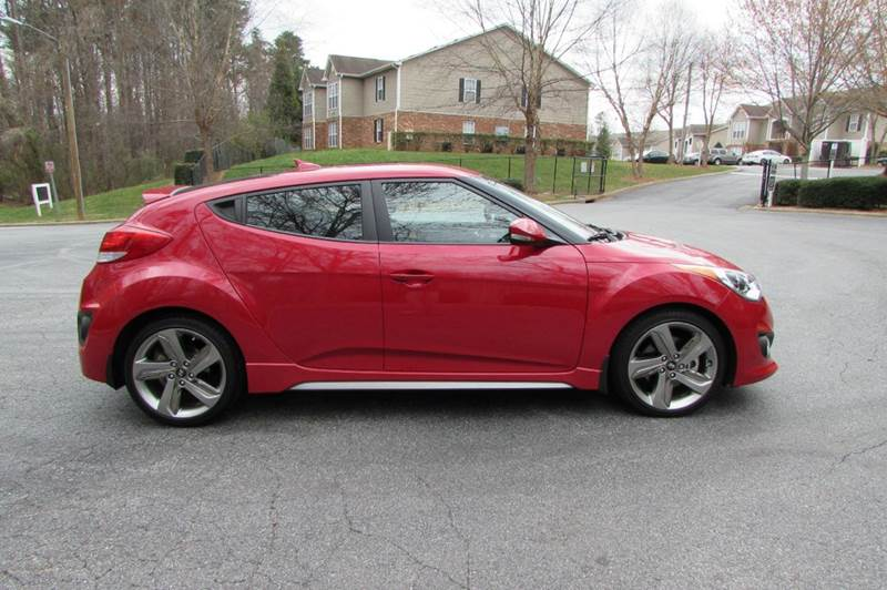 2015 Hyundai Veloster Turbo Base 3dr Coupe - Greensboro NC