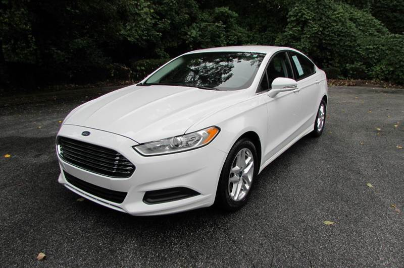 2013 Ford Fusion SE 4dr Sedan - Greensboro NC