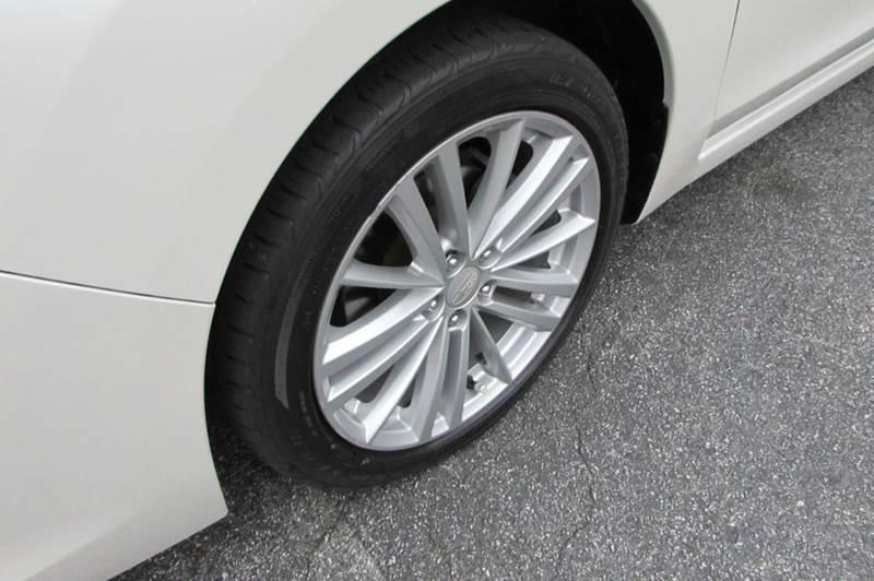 2012 Subaru Impreza AWD 2.0i Limited 4dr Sedan - Greensboro NC