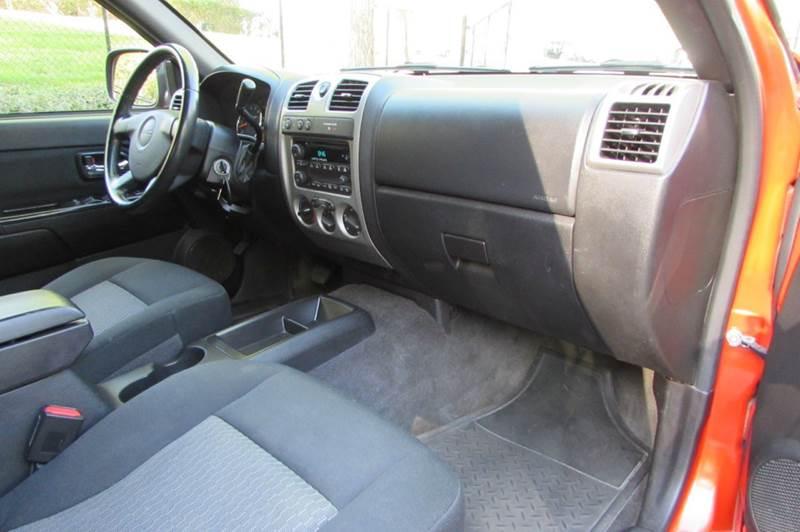 2008 GMC Canyon SLE 4dr Crew Cab 4x4 SB - Greensboro NC