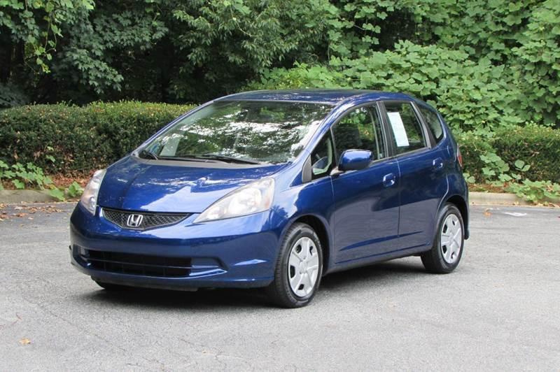 2013 Honda Fit Base 4dr Hatchback 5A - Greensboro NC