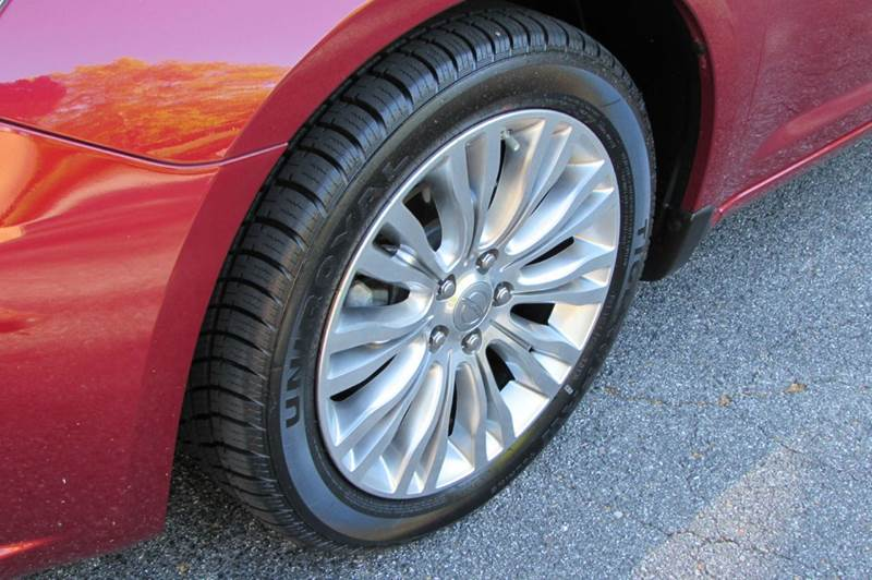 2012 Chrysler 200 Limited 4dr Sedan - Greensboro NC