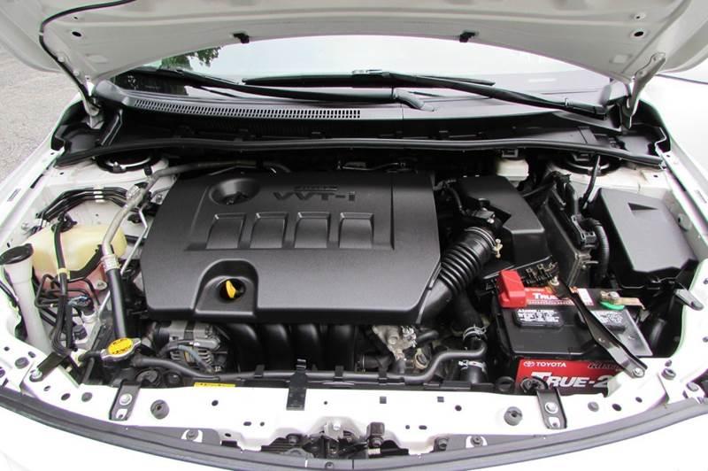 2011 Toyota Corolla S 4dr Sedan 5M - Greensboro NC