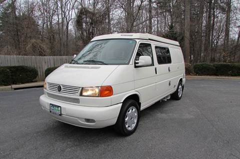 2001 Volkswagen EuroVan for sale in Greensboro, NC