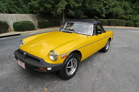 1979 MG MGB for sale in Greensboro, NC