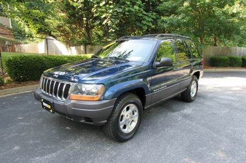 2001 Jeep Grand Cherokee for sale in Greensboro, NC