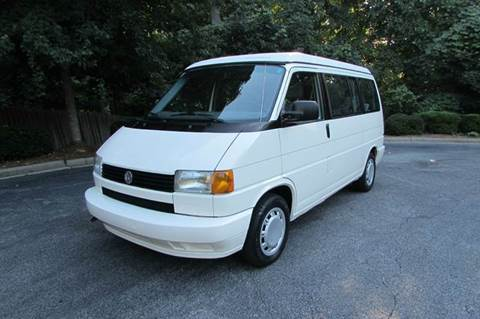 1993 Volkswagen EuroVan for sale in Greensboro, NC