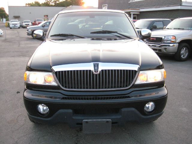 2002 Lincoln Blackwood