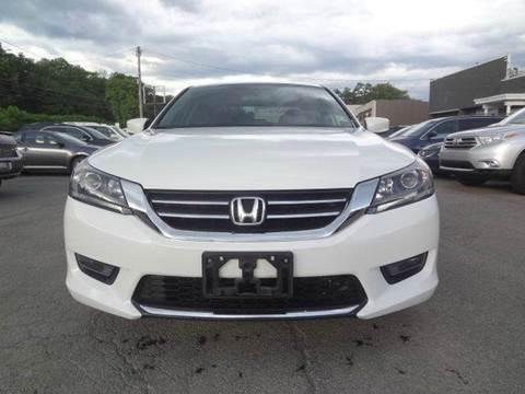 2014 Honda Accord for sale in Binghamton, NY