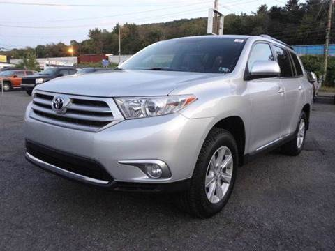 2011 Toyota Highlander for sale in Binghamton, NY