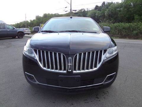 2011 Lincoln MKX for sale in Binghamton, NY