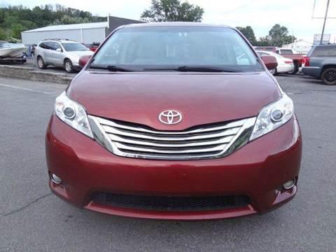 2011 Toyota Sienna for sale in Binghamton, NY