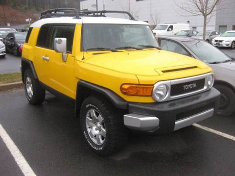 2007 Toyota FJ Cruiser for sale in Enfield, CT