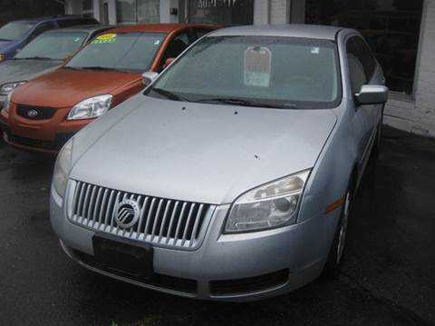 2006 Mercury Milan for sale in Enfield, CT