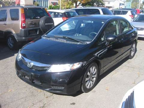 2010 Honda Civic for sale in Enfield, CT