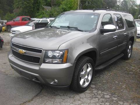 2012 Chevrolet Suburban for sale in Enfield, CT
