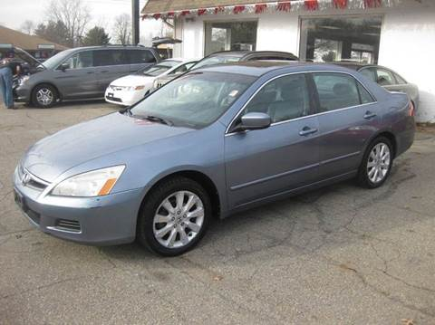 2007 honda accord for sale in connecticut for Honda enfield ct