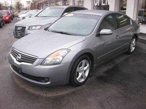 2007 Nissan Altima for sale in Enfield, CT