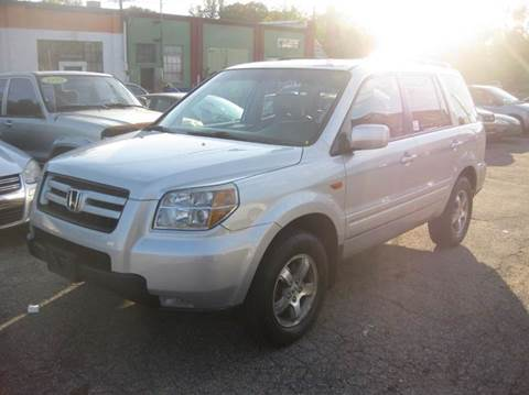 2007 Honda Pilot for sale in Enfield, CT