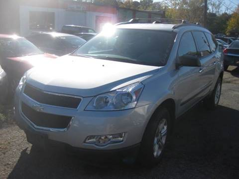 2011 Chevrolet Traverse for sale in Enfield, CT
