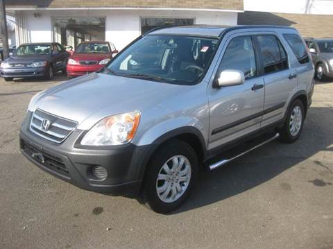 2005 Honda CR-V for sale in Enfield, CT