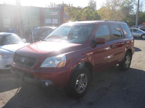 2004 Honda Pilot for sale in Enfield, CT