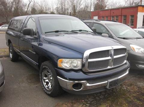2002 Dodge Ram Pickup 1500 for sale in Enfield, CT