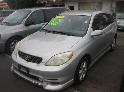 2003 Toyota Matrix for sale in Enfield, CT