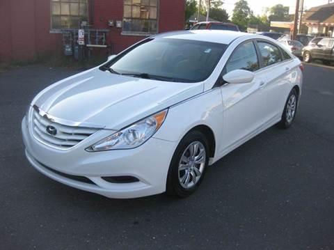 2012 Hyundai Sonata for sale in Enfield, CT