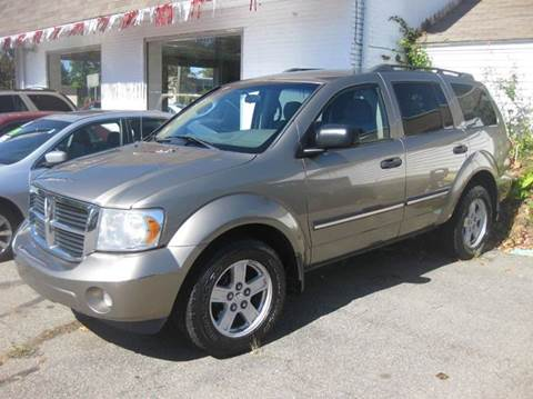 2007 Dodge Durango for sale in Enfield, CT